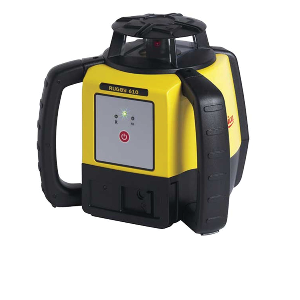 LEICA RUGBY 610 LASER LEVEL