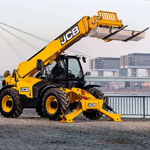 JCB LOADALL 2