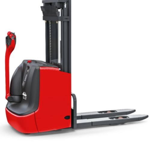 Linde L10 Stacker